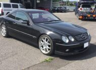 2003 Mercedes CL 500 Brabus Coming Soon